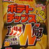 ポテトチップスコンソメWパンチ(コンビニ限定)