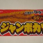 ジャンボカツ(濃厚ソース味)