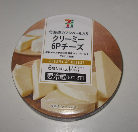 クリーミー6Pチーズ