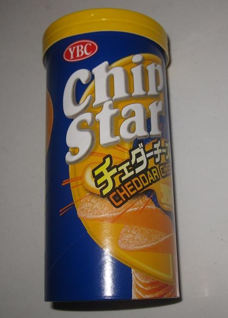 チップスター(チェダーチーズ味)