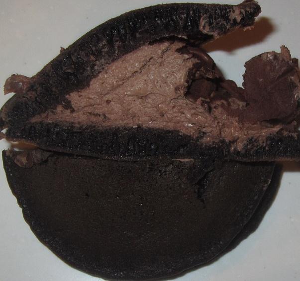 コンビニ-もっちりチョコパンケーキどら
