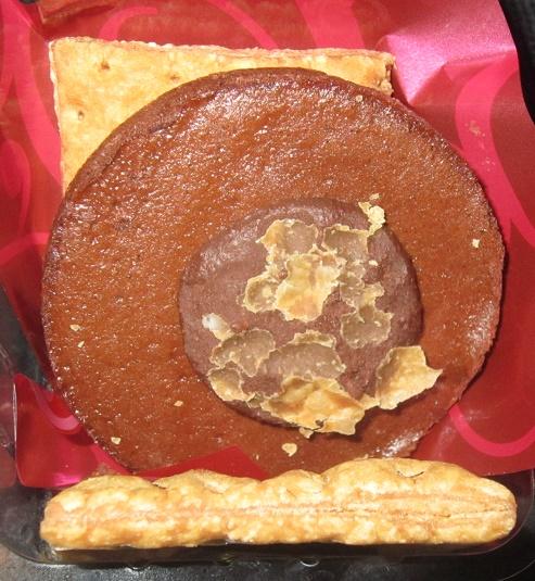 チョコ-ショコラパイサンド