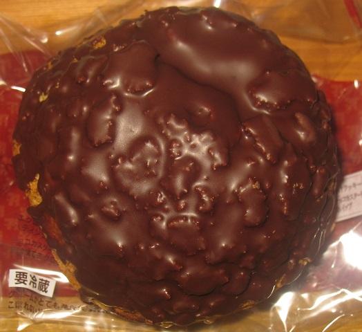 チョコ-ざくざく食感チョコシュー