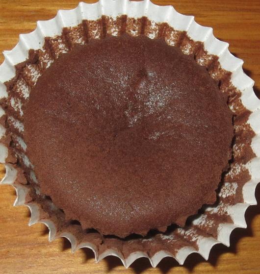 チョコ-とろける生チョコのフォンダンショコラ