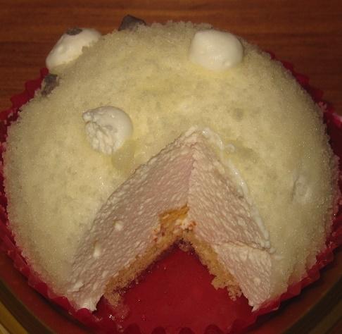 くまさんケーキ(チーズ&ベリー)3