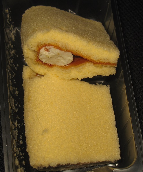 オムレットケーキ(オレンジ風味)7