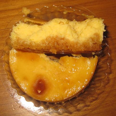 濃厚なめらかベイクドチーズケーキ6