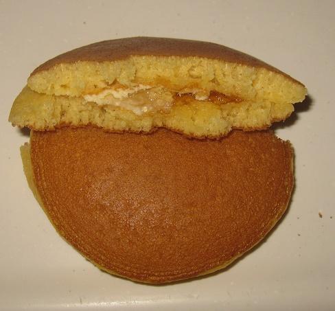 パンケーキサンド(はちみつ&バタークリーム)5