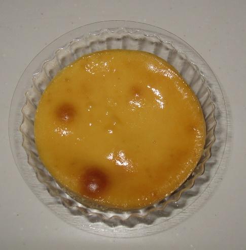 濃厚なめらかベイクドチーズケーキ2