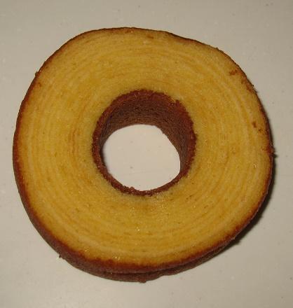 バナナバウムクーヘン3