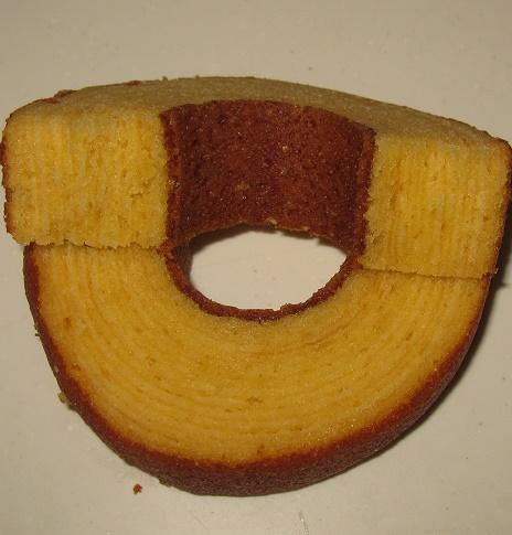 バナナバウムクーヘン4