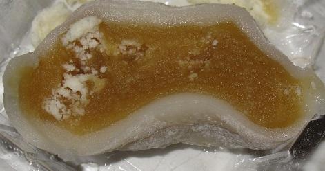 安納芋の純生クリーム大福4