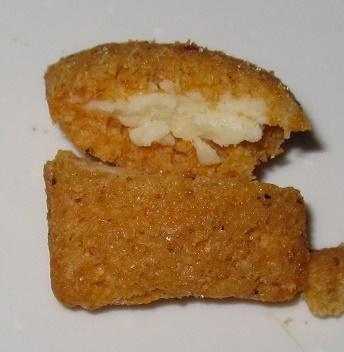 スパイシーな海老のチーズインスナック5