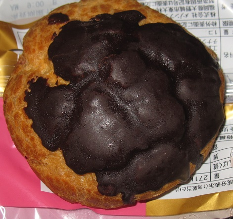チョコレートシュークリーム3