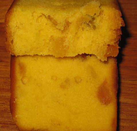 さつまいもとリンゴのパウンドケーキ4
