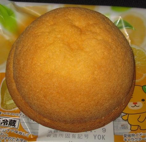 シフォンケーキ(愛媛県産伊予柑のクリーム)2