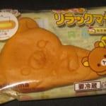 もちもちリラックマ焼き(カスタードプリン味)