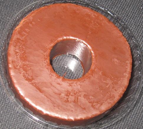 チョコ掛けバウムクーヘン3