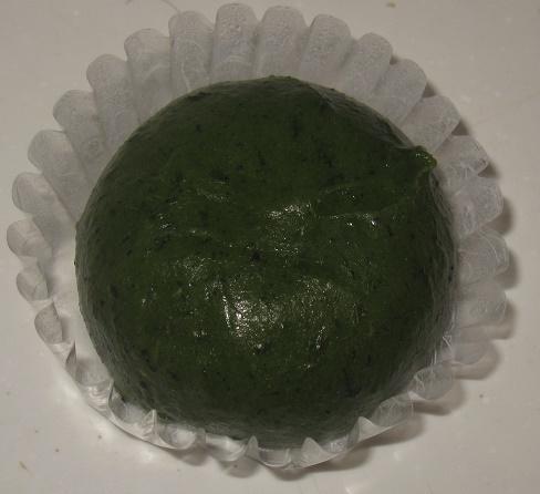 北海道産小豆使用草もち2