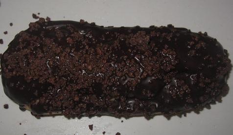 ざくざく食感!チョコクランチエクレア3