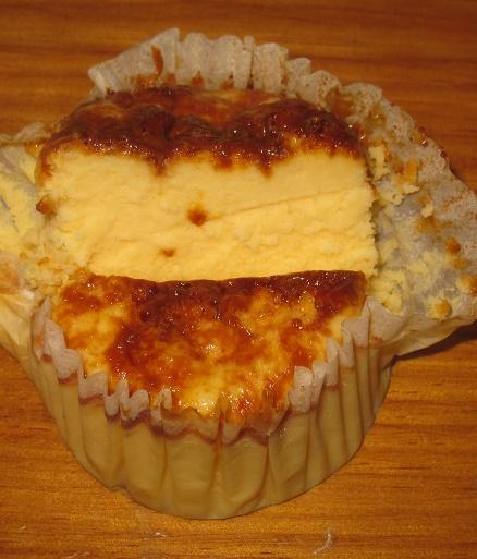 バスク風チーズケーキ(バスチー)4