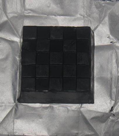 チロルチョコ(竹炭チーズケーキ)3