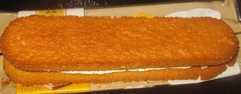 香ばしいクッキーのクリームサンド(キャラメル)3
