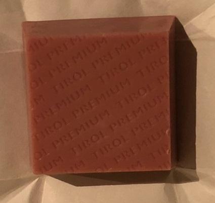 チロルチョコ(ルビーチョコレート)3