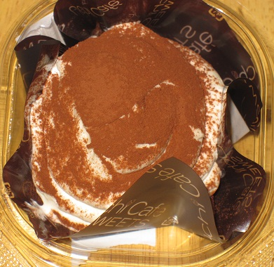 プラチナケーキティラミス