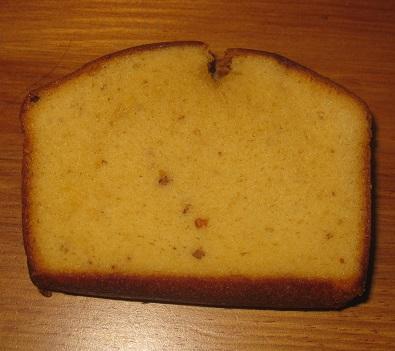 メープルナッツケーキ