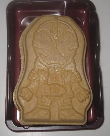 仮面ライダーゴースト ふわチョコモナカ