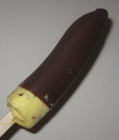 チョコチョコバナナ アイス