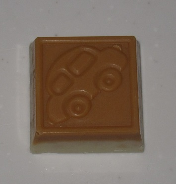 チロルチョコ(ベイクドチーズケーキ)