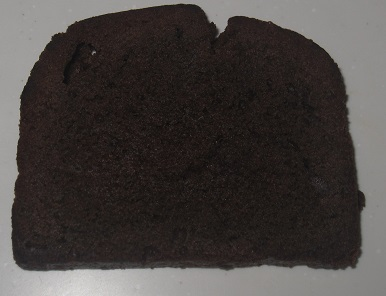 ブランのチョコレートパウンドケーキ