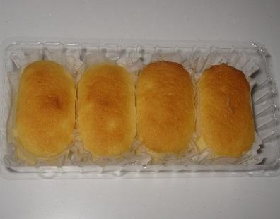 プチチーズスフレ4個入
