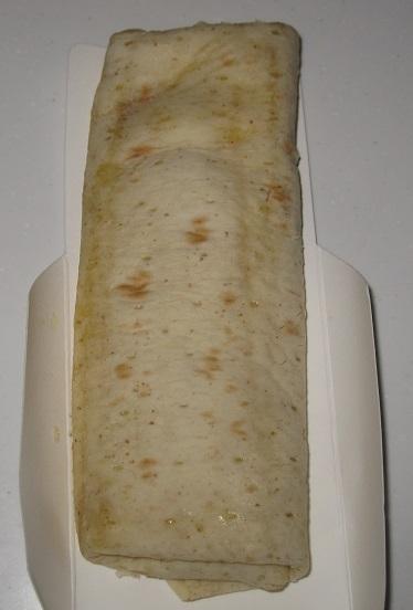 ブリトー(ハム&チーズ)