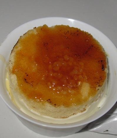プレミアムブリュレチーズケーキ(ベイクド&レア)