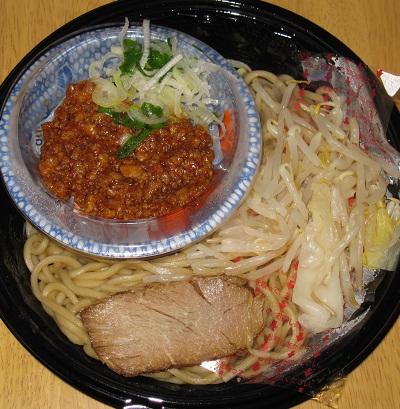 中華蕎麦とみ田ドロ味噌冷やしつけ麺