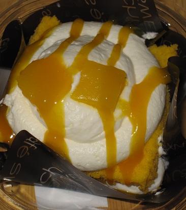 プラチナケーキマンゴー