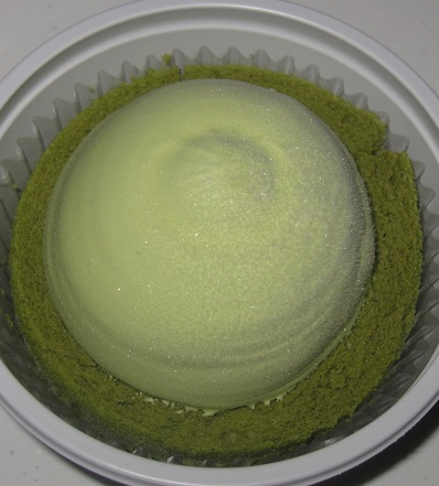 プレミアム宇治抹茶ロールケーキアイス