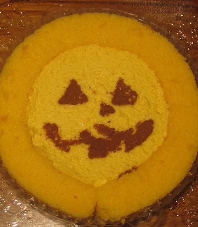 プレミアムえびすかぼちゃのロールケーキ