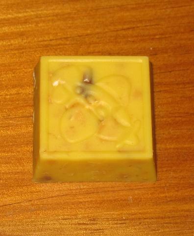 チロルチョコ(チーズアーモンド)