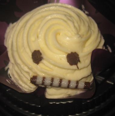 おばけのケーキ
