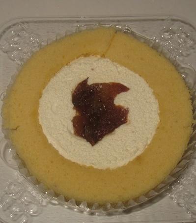 プレミアム和栗のロールケーキ