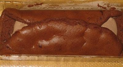 贅沢なチョコケーキ
