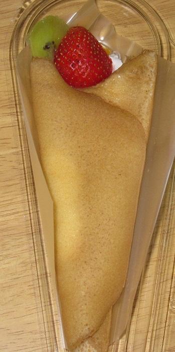 手包みパンケーキ(レアチーズ)