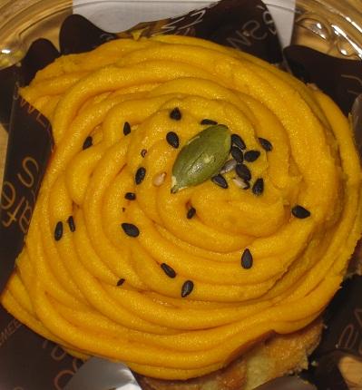 えびすかぼちゃのケーキ
