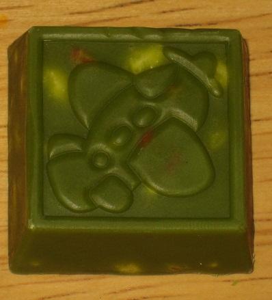 チロルチョコ(静岡茶玄米パフ入り)