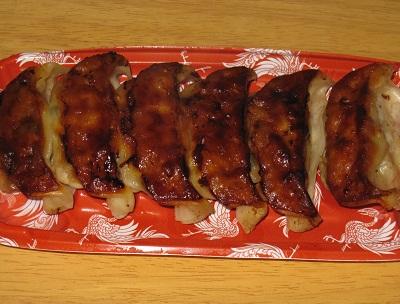 自家製焼き餃子(6個入り)