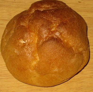 半生レアチーズシュー(レモン風味の二重奏)